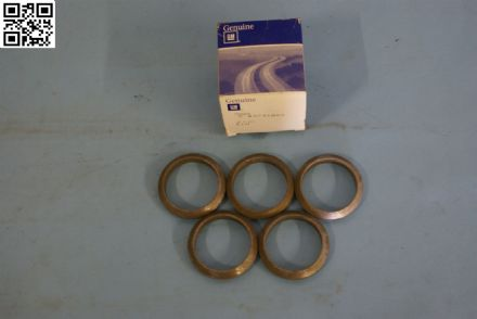 1962-1975 Corvette C1 C2 C3,Exhaust Seal Ring,New,Box A